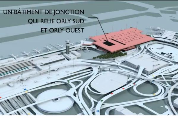 Projet De Jonction De L'Aéroport D'Orly
